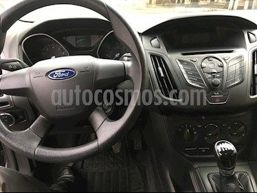 Ford Focus S usado (2012) color Gris Nocturno precio $115,000