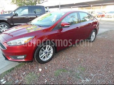 Ford Focus SE Aut usado (2017) color Rojo precio $230,000