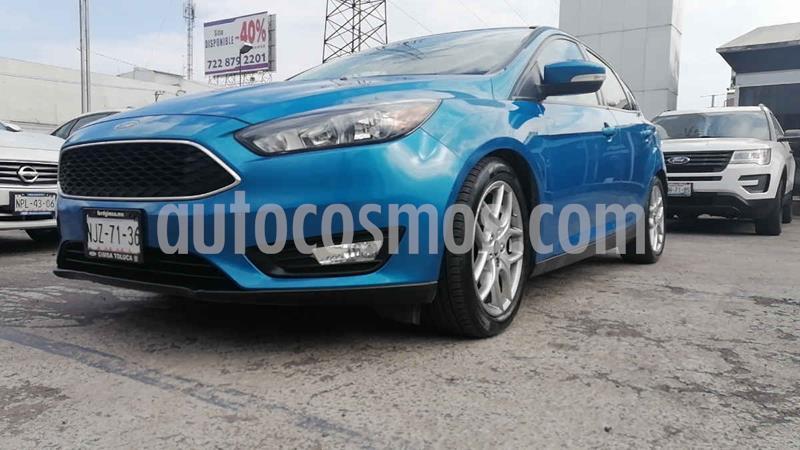 Foto Ford Focus SE Luxury  usado (2016) color Azul precio $194,000