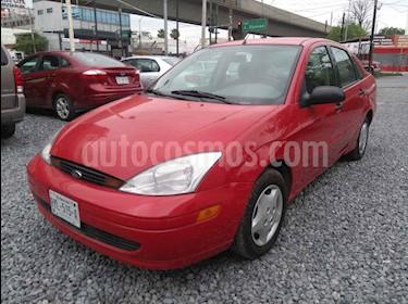 Ford Focus SE Aut usado (2000) color Rojo precio $80,000
