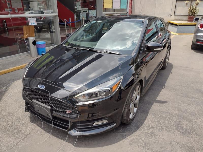 Foto Ford Focus Ambiente usado (2017) color Negro precio $379,000