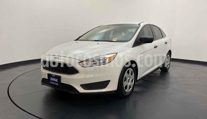Ford Focus S Aut usado (2015) color Blanco precio $152,999
