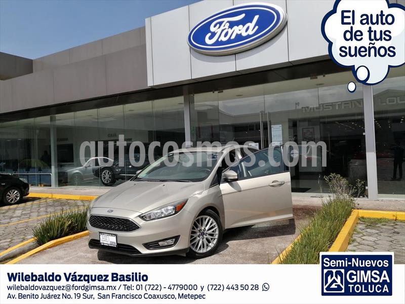 Ford Focus APPEARANCE 4 PTAS AT usado (2015) color Beige precio $148,000