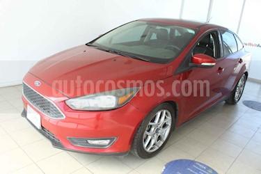 Ford Focus SE Appearance Aut usado (2015) color Rojo precio $165,000