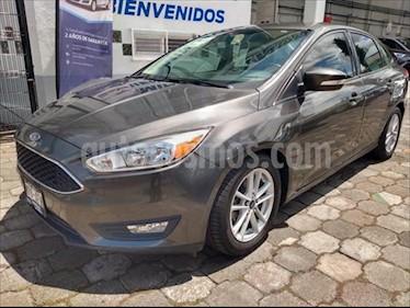 Foto Ford Focus SE Aut usado (2016) color Gris Oscuro precio $219,800