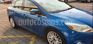 Ford Focus SEL Aut Plus usado (2012) color Azul Brillante precio $125,000