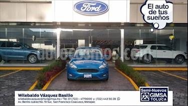 Foto Ford Focus SE LUXURY TA 4 PTAS usado (2016) color Azul Electrico precio $204,000