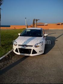 Ford Focus SE Aut usado (2013) color Blanco precio $125,000