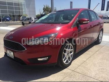 Ford Focus SE LUXURY TM 4 PTAS usado (2016) color Champagne precio $215,000
