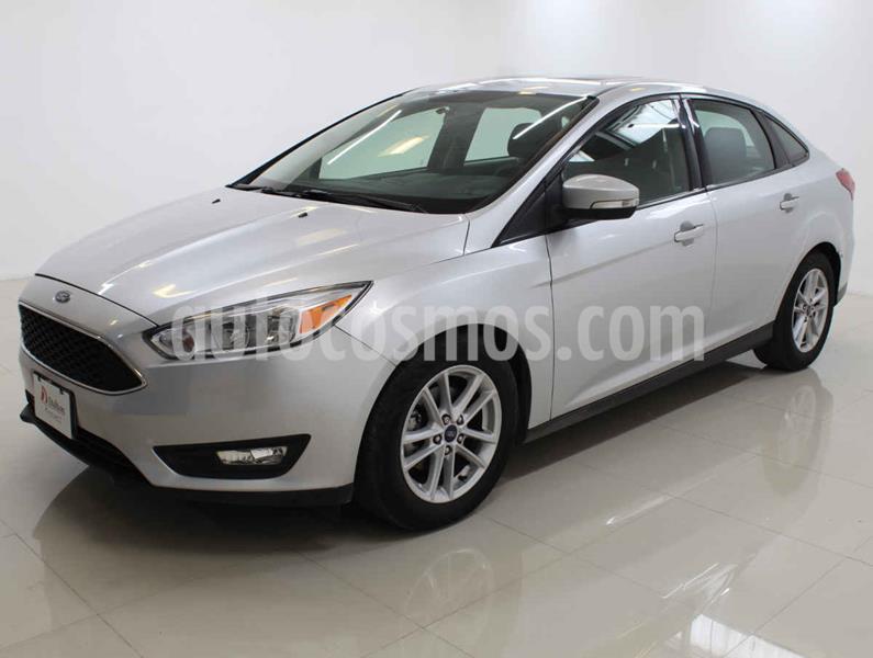 foto Ford Focus SE usado (2017) color Plata precio $209,000