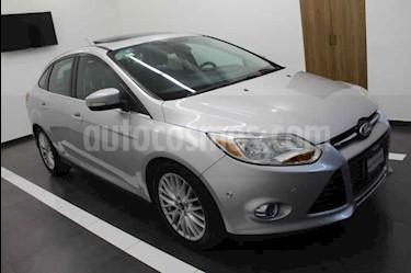 Foto Ford Focus SEL Aut Plus usado (2012) color Plata precio $149,000