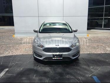 Ford Focus SE Aut usado (2016) color Plata Estelar precio $230,000