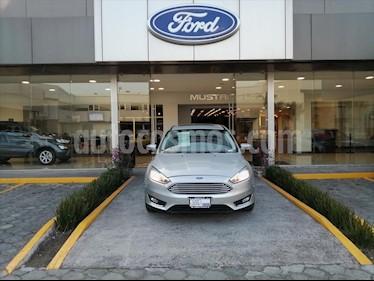 Ford Focus Titanium Aut usado (2016) color Plata precio $227,000