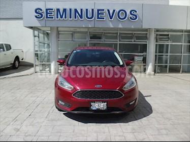 Ford Focus SE usado (2015) color Rojo precio $160,000