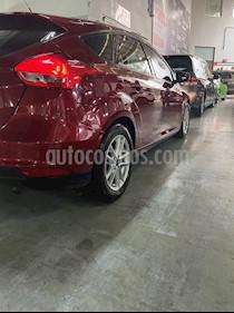 Ford Focus SE Wagon Aut usado (2015) color Rojo precio $165,000