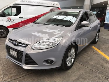 Ford Focus Trend Aut usado (2014) color Plata precio $139,900