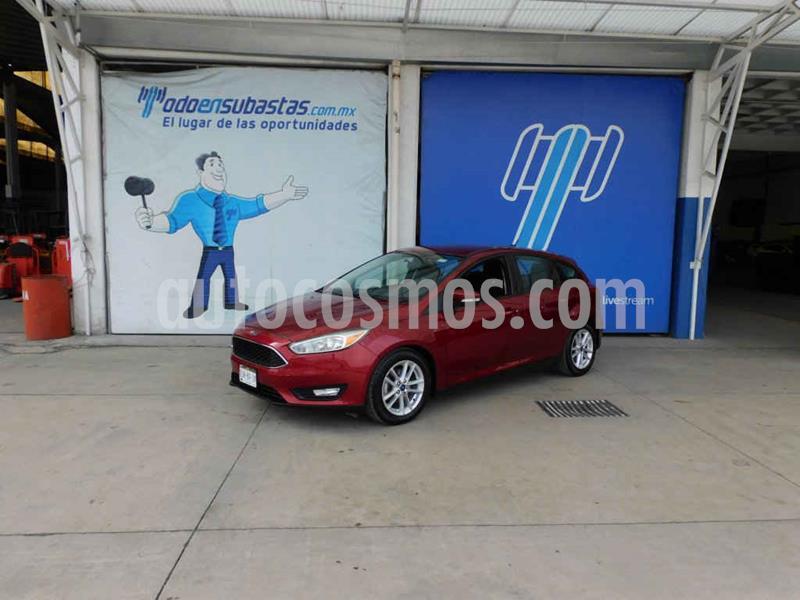 Ford Focus SE usado (2016) color Rojo precio $128,000