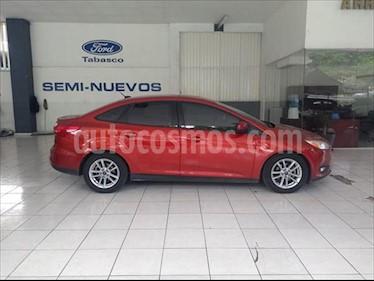 Ford Focus SE TA 4 PTAS 2.0L usado (2018) precio $250,000