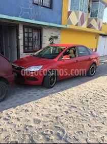 Ford Focus Ambiente Aut usado (2010) color Rojo Vivo precio $78,000