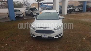 Ford Focus SE Aut usado (2015) color Blanco precio $175,000