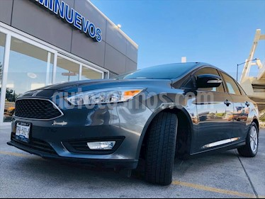 Ford Focus SE Aut usado (2016) color Gris Oscuro precio $199,000