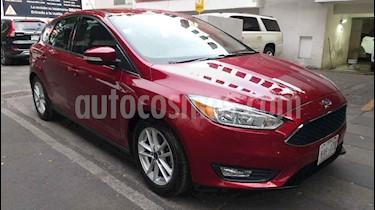 Ford Focus SE Aut usado (2015) color Rojo precio $168,000
