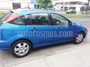 foto Ford Focus  2.0L SE Plus Aut usado (2002) color Azul precio $6,500