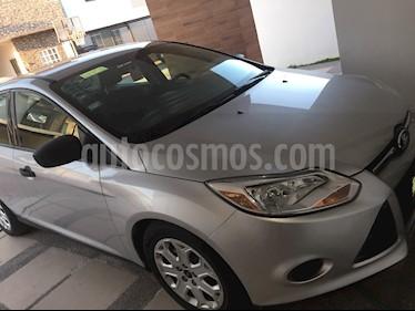 Ford Focus S Aut usado (2012) color Plata precio $135,000