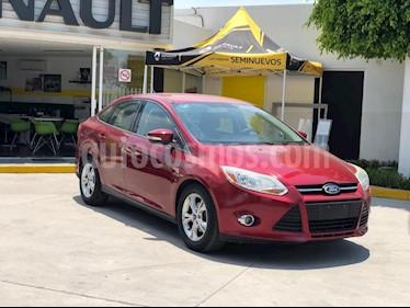 Foto venta Auto usado Ford Focus S Aut (2013) color Rojo precio $163,000