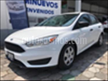Ford Focus S Aut usado (2016) color Blanco precio $205,500