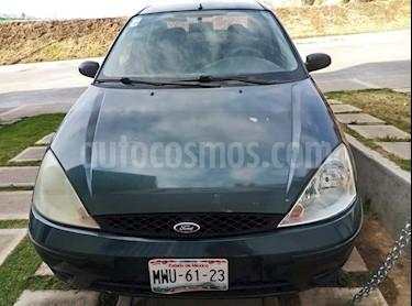 Foto venta Auto usado Ford Focus S Aut (2006) color Azul precio $48,000