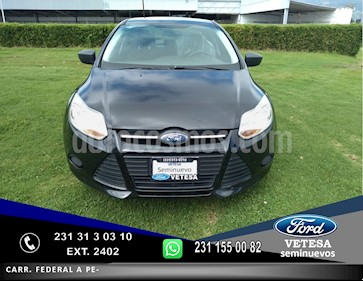 Foto venta Auto usado Ford Focus S (2012) color Negro precio $99,000