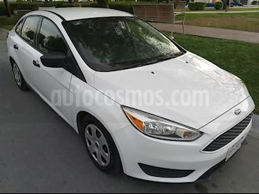 Foto venta Auto usado Ford Focus S (2015) color Blanco Oxford precio $135,000