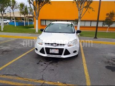 Foto venta Auto usado Ford Focus S (2013) color Blanco precio $115,000