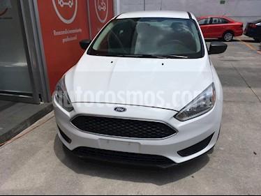Foto venta Auto usado Ford Focus S (2016) color Blanco precio $173,566