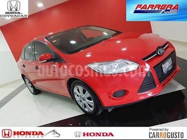Foto venta Auto Seminuevo Ford Focus S (2014) color Rojo Racing