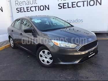 Foto venta Auto usado Ford Focus S (2015) color Gris precio $165,000