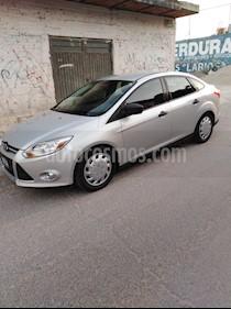 Ford Focus S usado (2014) color Plata Estelar precio $130,000