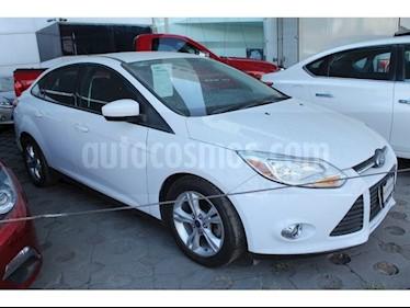 Foto venta Auto usado Ford Focus SE 4-ptas AT (2012) color Blanco precio $138,000