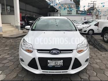 Foto venta Auto Seminuevo Ford Focus SE 4-ptas AT (2014) color Blanco precio $155,500