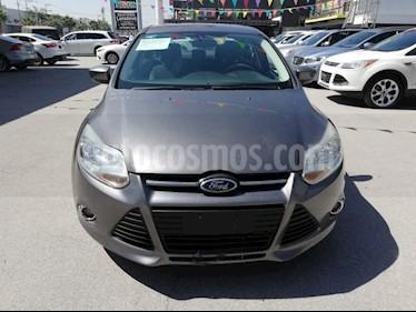 Foto venta Auto usado Ford Focus SE 4-ptas (2012) color Gris Grafito precio $155,000