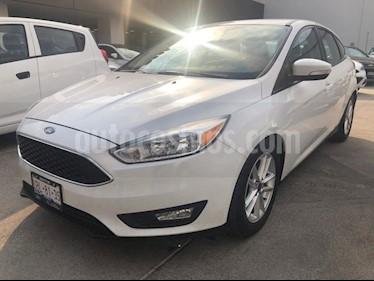 Foto venta Auto usado Ford Focus SE 5-ptas MT (2016) color Blanco precio $195,000