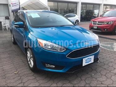 Foto venta Auto usado Ford Focus SE 5-ptas (2016) color Azul precio $239,000