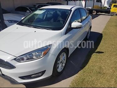 Foto venta Auto usado Ford Focus SE 5-ptas (2016) color Blanco precio $228,000