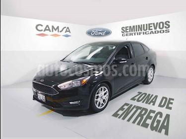Foto venta Auto usado Ford Focus SE Appearance Aut (2015) color Negro precio $199,900