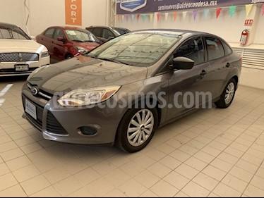 Foto venta Auto usado Ford Focus SE AT (2013) color Gris precio $133,000