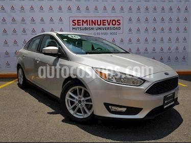 Foto Ford Focus SE Aut usado (2016) color Plata Estelar precio $208,000