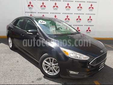 Foto venta Auto usado Ford Focus SE Aut (2016) color Negro precio $203,000