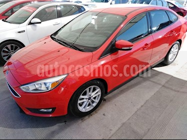Foto venta Auto usado Ford Focus SE Aut (2016) color Rojo precio $229,000