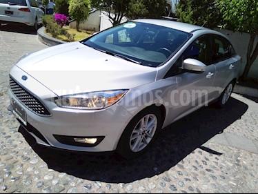 Foto venta Auto usado Ford Focus SE Aut (2016) color Plata Estelar precio $190,000